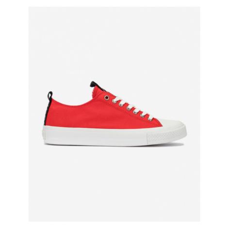 Guess Ederla Low Sneakers Red