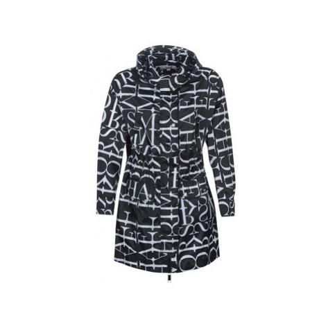 MICHAEL Michael Kors MK LOGO PARKA women's in Black