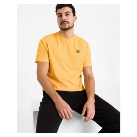 adidas Originals Trefoil Essentials T-shirt Yellow