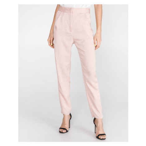 Just Cavalli Trousers Pink