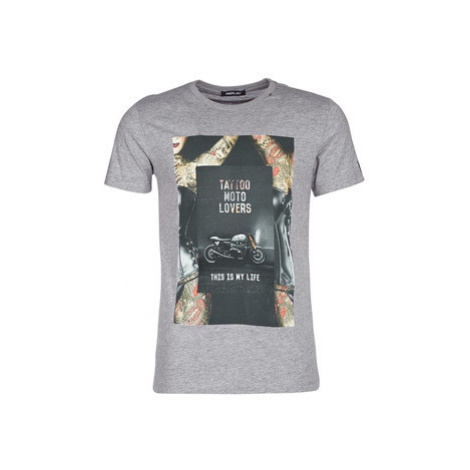 Replay TYLONU men's T shirt in Grey