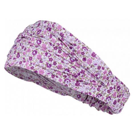 Lewro KATIE pink - Girls' headscarf