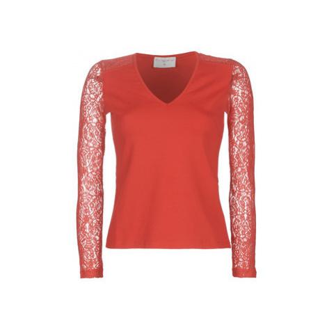 Moony Mood LANELORE women's Blouse in Red