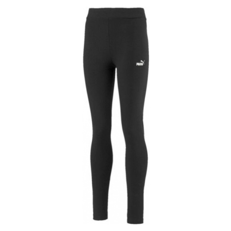Puma ESS LEGGINS G black - Girls' leggings