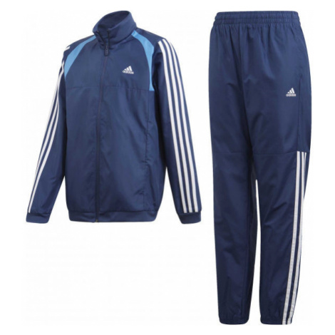 adidas JB WOMEN TS dark blue - Boys' tracksuit