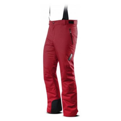 TRIMM DERRYL red - Men's ski pants