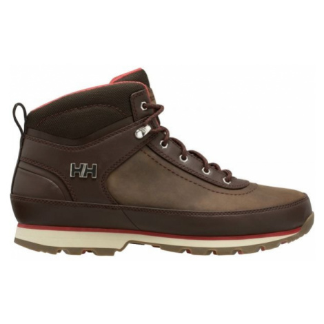 Helly Hansen CALGARY brown - Men's winter shoes