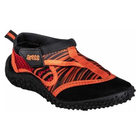 Aress BENKAI black - Kids' water shoes