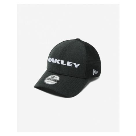 Oakley New Era Cap Black Grey