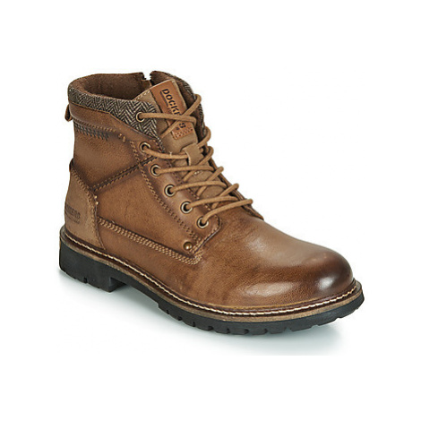 Dockers by Gerli SOFOLI men's Mid Boots in Brown