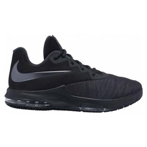 Nike AIR MAX INFURIATE III LOW black - Men's basketball shoes