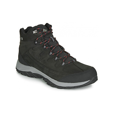 Columbia TERREBONNE II MID OUTDRY men's Walking Boots in Black