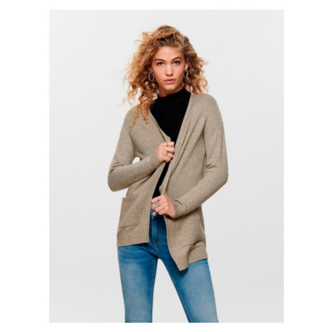 ONLY Lesly Cardigan Brown