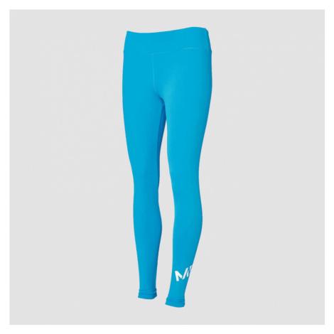 MP Women's Essentials Training Leggings - Sea Blue Myprotein