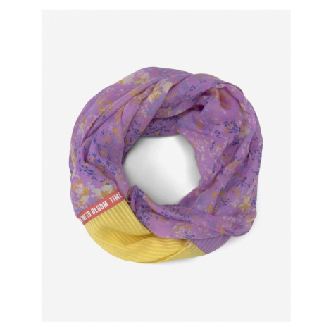 Tom Tailor Shawl Yellow Violet