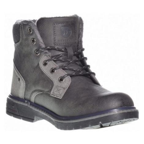 Westport STENUNGSUND dark gray - Men's winter shoes