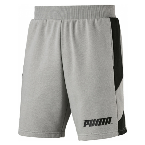 Puma Rebel Short pants Grey