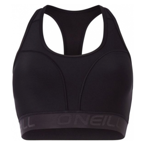 O'Neill HW HYBRID LOW IMPACT BRA TOP black - Women's sports bra