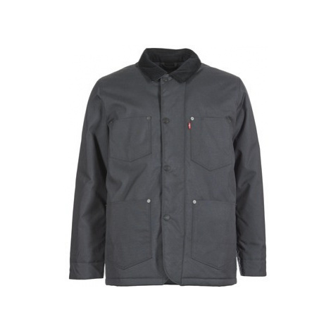 Levis THERMORE UTLITY men's Jacket in Grey Levi´s