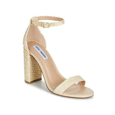 Steve Madden CARRSON women's Sandals in Beige