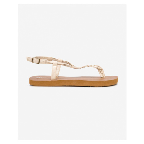 O'Neill Ditsy Plus Sandals Beige