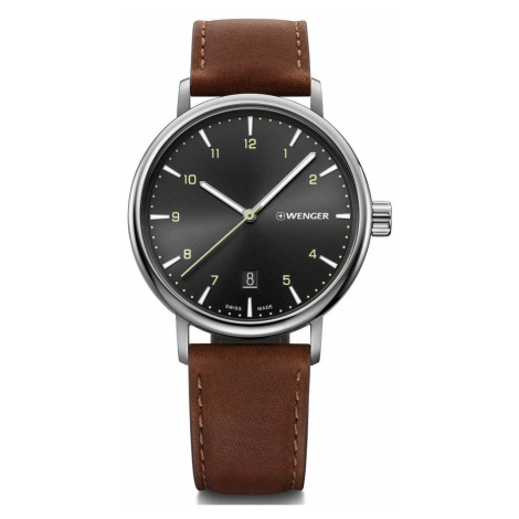 Men's watches and jewellery Wenger