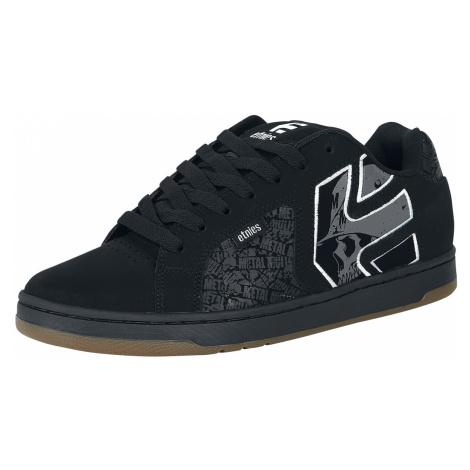 Etnies - Metal Mulisha Fader 2 - Sneakers - black-grey