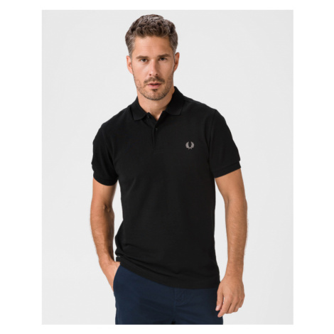 Fred Perry Polo Shirt Black