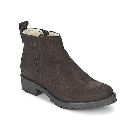 Shoe Biz TAMARA women's Mid Boots in Black Shoe Biz Copenhagen