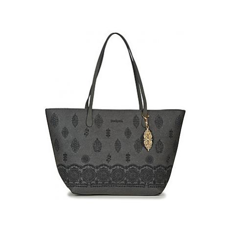 Desigual PAOLA CAPRI ZIPPER women's Shoulder Bag in Grey