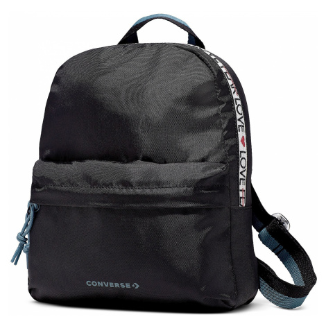 backpack Converse AS IF/10008272 - A02/Converse Black/Celestial Teal