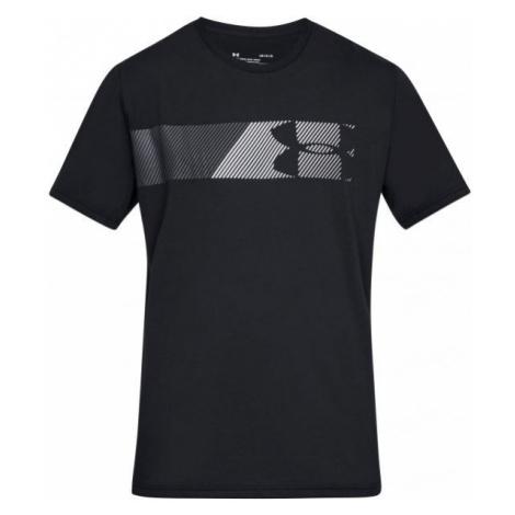 Under Armour FAST LEFT CHEST 2.0 SS black - Men's T-shirt