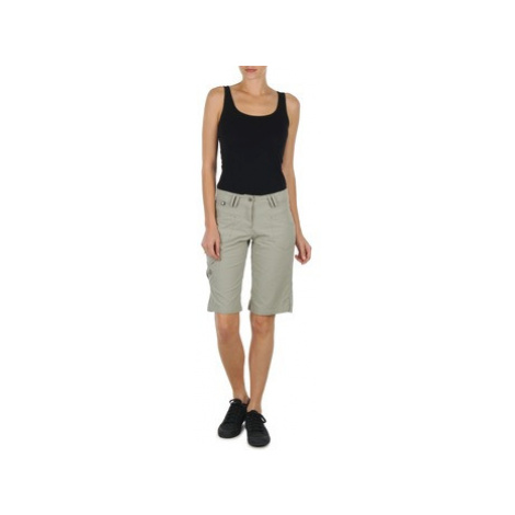 Salomon Pants FURTHER SHORT PANT women's Shorts in Grey