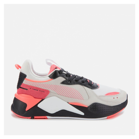 Puma Women's RS-X Reinvent Trainers - Puma White/Bubblegum - UK - White