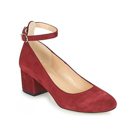 Jonak VESPA women's Court Shoes in Red