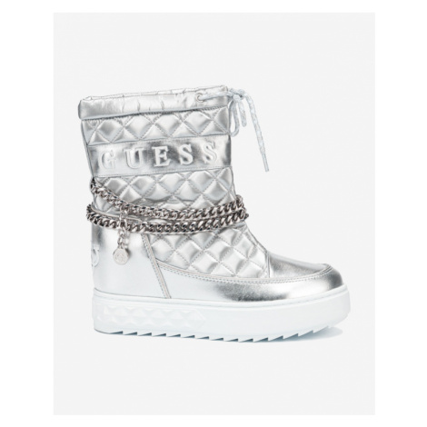 Guess Snow boots Silver