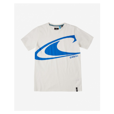 O'Neill Wave Kids T-shirt White