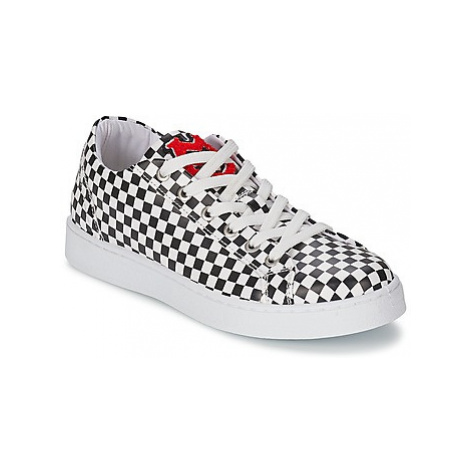 Love Moschino JA15023G1KIF000A women's Shoes (Trainers) in White