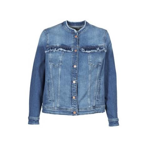 Esprit BOZDE women's Denim jacket in Blue