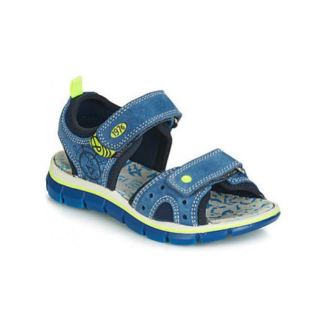 Primigi 3396800 boys's Children's Sandals in Blue