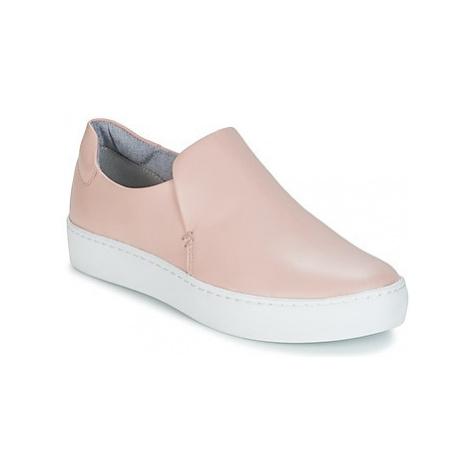 Vagabond ZOE women's Slip-ons (Shoes) in Pink