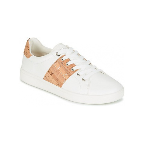 S.Oliver FELUNIDE women's Shoes (Trainers) in White
