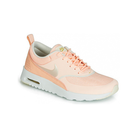 Nike AIR MAX THEA W women's Shoes (Trainers) in Pink