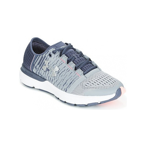 Under Armour UA W SPEEDFORM GEMINI 3 GR women's Running Trainers in Grey