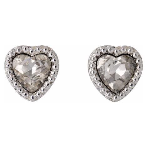 Pilgrim Earrings Silver