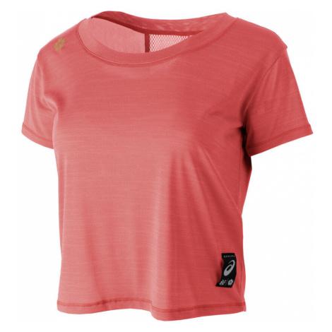 Sakura Crop T-Shirt Women Asics