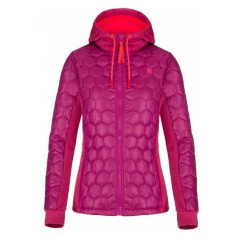 Loap MINIE pink - Women's jacket