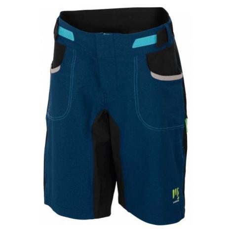 Karpos ADVENTURE W blue - Women's cycling shorts