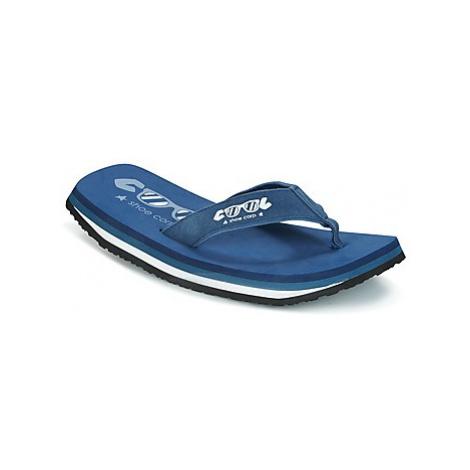Cool shoe ORIGINAL men's Flip flops / Sandals (Shoes) in Blue