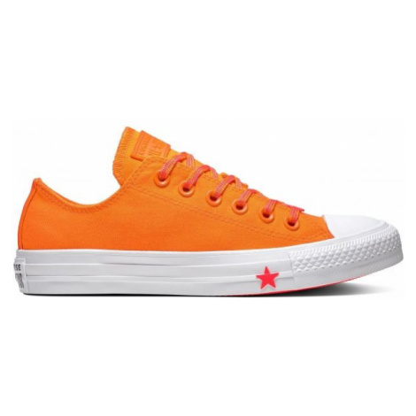 Converse CHUCK TAYLOR ALL STAR orange - Women's low-top sneakers